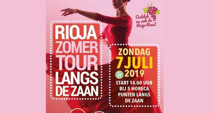 Rioja Zomer Tour 2019